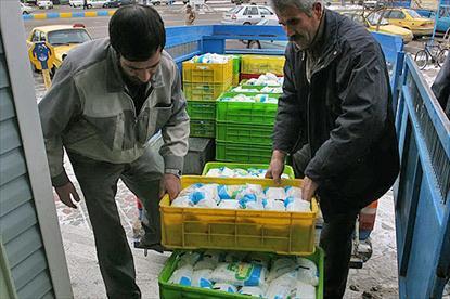 قیمت شیر و لبنیات