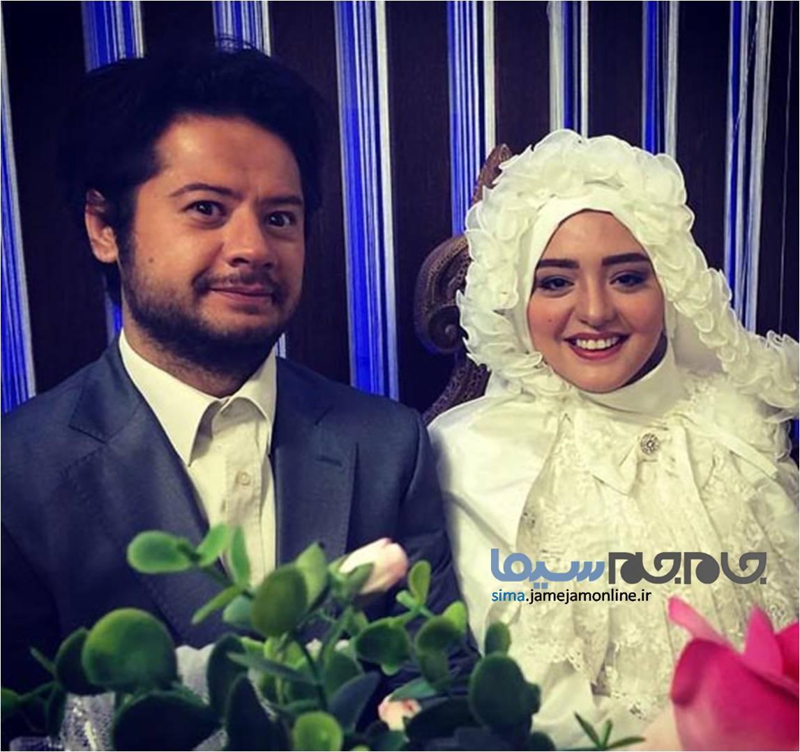 عکسهای+علی+صادقی+و+همسرش