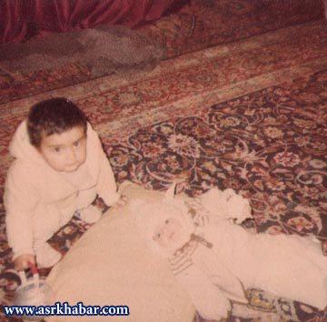 25578 148 فرزندان شهید همت زمان شهادتش + عکس