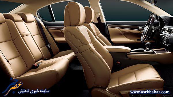 ورود خودرویی که خودش رانندگی می کند به ایران (+عکس)