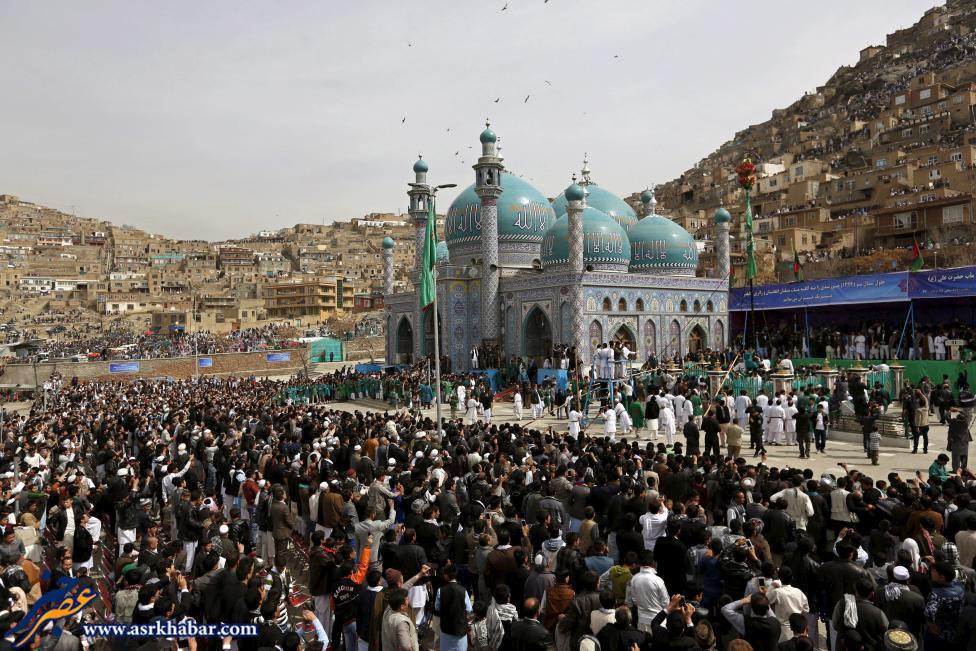 جشن نوروز در کشورهای همساده
