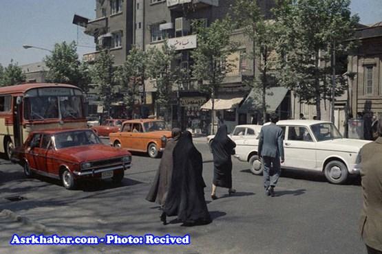 روزگاری که در تهران، زن قحط بود! +عکس
