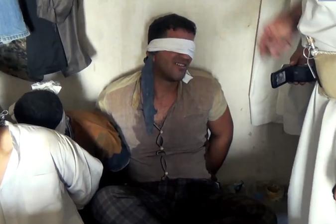 داعش جنایت اسپایکر را تکرار کرد (تصاویر)