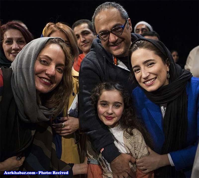 رامبد جوان و همسر به همراه مهناز افشار در یک مراسم! (+عکس)