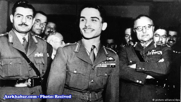 تله عشقی سازمان سیا برای ملک حسین، پادشاه پیشین اردن (+عکس)