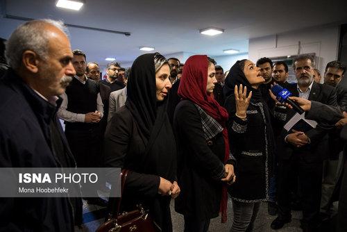 بیم و امید خانوادههای دریانوردان تفتکش ایرانی (عکس)