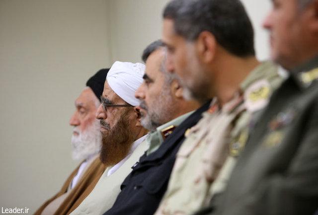 شیعه و سنی در جمهوری اسلامی در دشوارترین میدانها کنار یکدیگرند