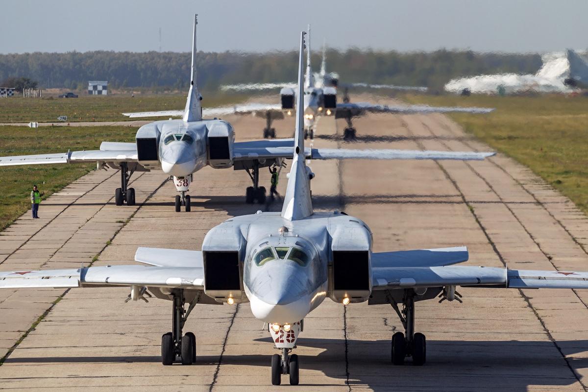 خداحافظی بمب افکن های دورپرواز روسیه با سوریه (+عکس)