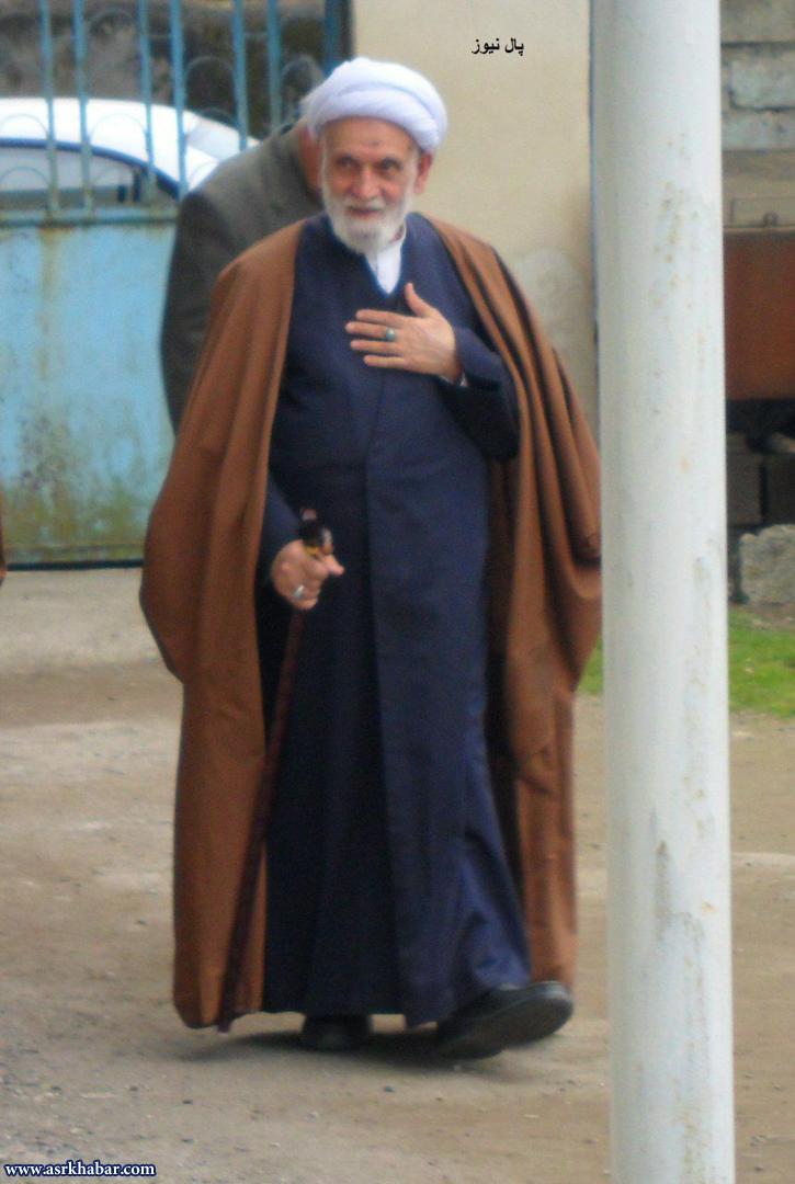 درگذشت امام جمعه سابق لنگرود به دلیل ایست قلبی