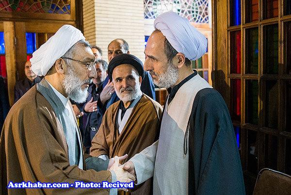 دفاع آقای پورمحمدی از همفکران و دوستان قديمشان را قابل فهم ميدانم