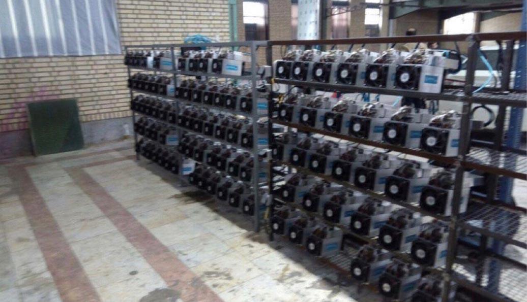 استخراج بیت کوین با برق رایگان مسجد! (+عکس)