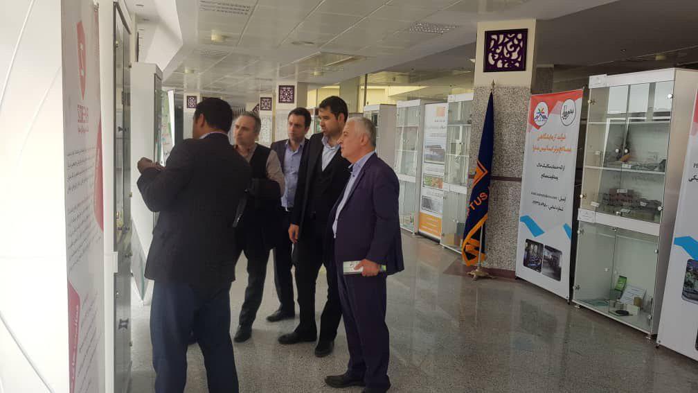 در بازید از پارک علم و فناوری البزر مطرح شد/ ایجاد مرکز رشد نوآوری فراگیر در استان البرز با حمایت موسسه دانشمند