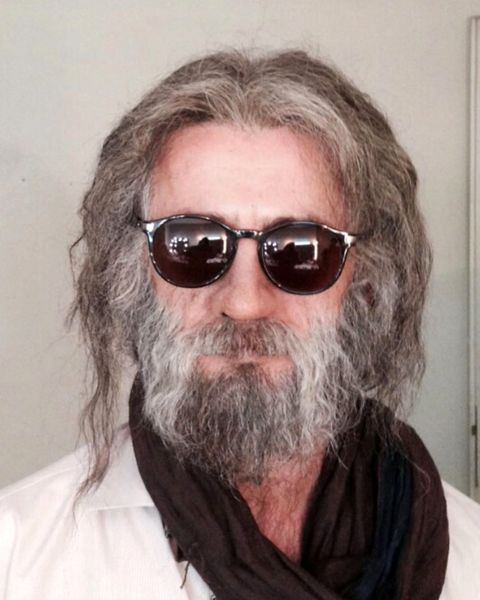 گریم پیرمردی امین حیایی (+عکس)