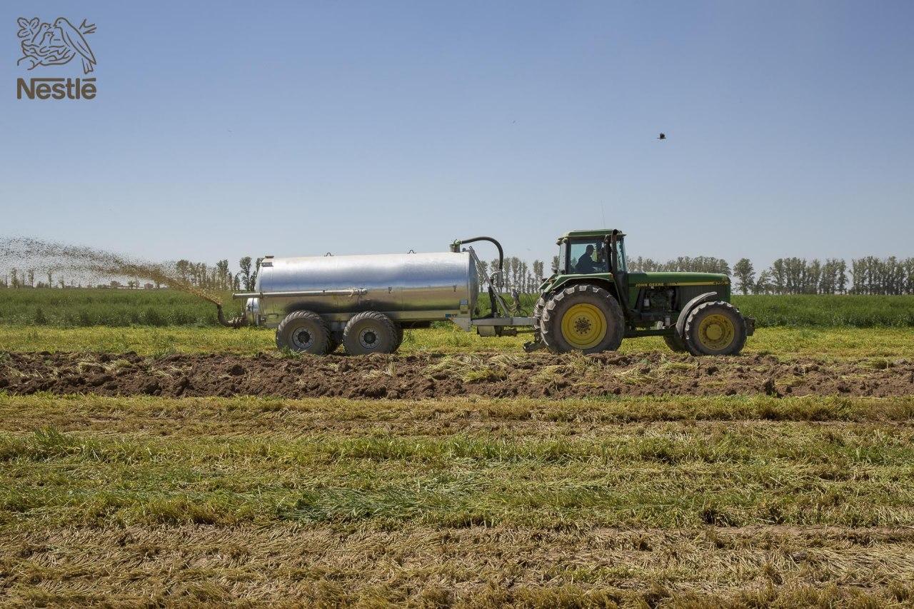 تحول اساسی در مزارع شیری کشور با پیادهسازی طرح «بهبود منابع آبی و مدیریت پساب» شرکت نستله