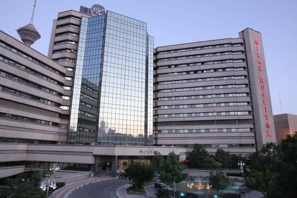افزايش عمل هاي جراحي بزرگ در بيمارستان ميلاد