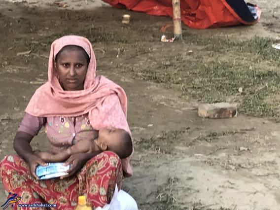 مادر و فرزند ، غم مادر انسان را به اندوهي جانكاه فرو مي برد