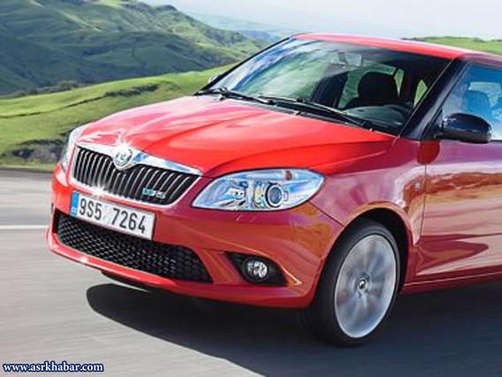 از میان خودروهای کوچک: اسکودا فابیا