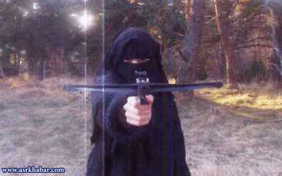 زن داعش حوادث واقعی جنایات داعش اخبار داعش اخبار حوادث