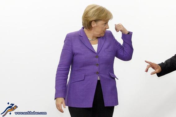 مرکل نخست وزیر آلمان