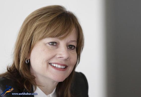 مری باررا مدیر اجرایی جنرال موتورز