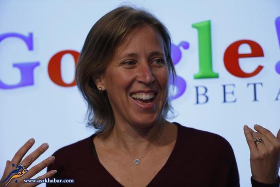 سوزان وویچیتسکی، مدیرعامل یوتیوب