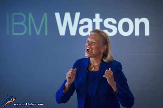 ویرجینا رومتی، مدیرعامل IBM
