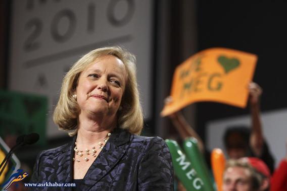 مگ ویتمن، مدیرعامل HP