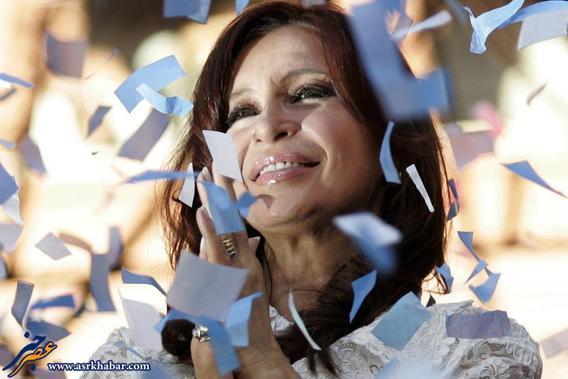کریستینا فرناندز، رئیس جمهور آرژانتین