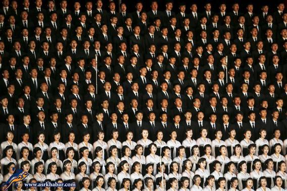 resized 33357 757 - نظم عجیب و شگفت انگیز در کره شمالی