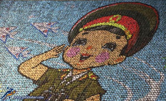resized 33358 936 - نظم عجیب و شگفت انگیز در کره شمالی