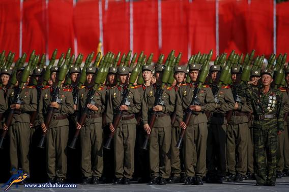 resized 33360 993 - نظم عجیب و شگفت انگیز در کره شمالی