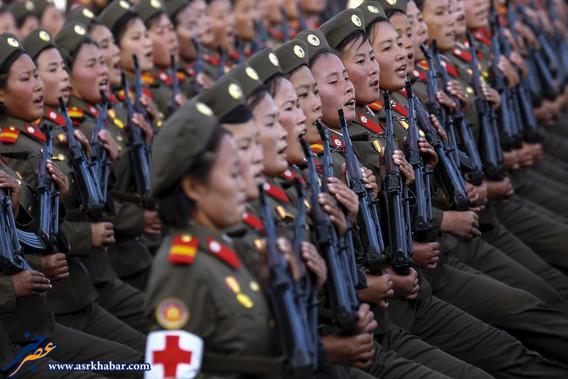 resized 33366 590 - نظم عجیب و شگفت انگیز در کره شمالی