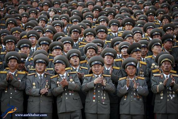resized 33373 912 - نظم عجیب و شگفت انگیز در کره شمالی