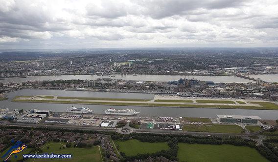 فرودگاه شرق لندن