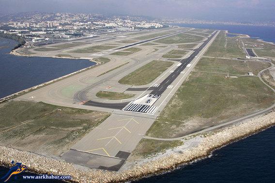 فرودگاه کوت دازور فرانسه