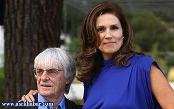 برنی اکلاستون رئیس مسابقات فرمول یک و اسلاویکا رادیک ۲۴ سال با هم زندگی کردند و دو دوختر داشتند. ۶۷۰ میلیون یورو از ثروت افسانهای اکل استون برای طلاق از همسرش هزینه شد.
