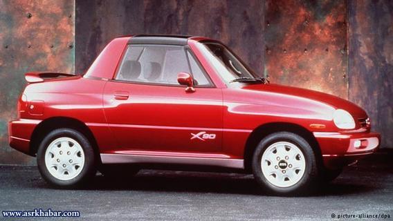 Suzuki X-90/طراحی یک خودرو میتواند باعث فروش بیشتر آن شود یا اینکه به ورشکستگی کارخانهای که آن را تولید کرده بینجامد. در لیست