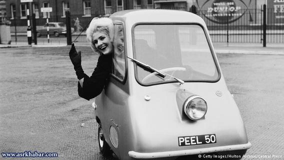 Peel P50/برخی مجلات خودرو، نام خودروی بسیار کوچک Peel P50 که بین سالهای ۱۹۶۲ تا ۱۹۶۵ تولید میشد را نیز در لیست