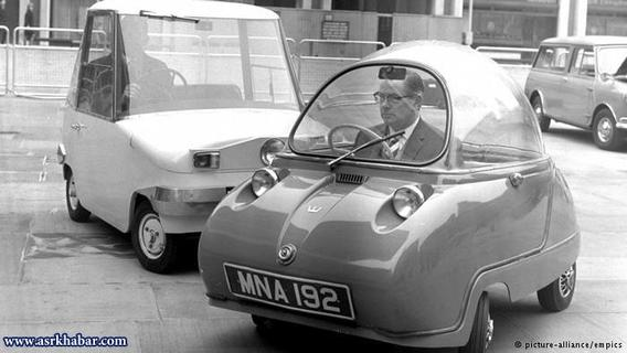 Bubble Car/خودروی آمریکایی
