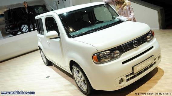Nissan Cube/نیسان کیوب، خودرویی ژاپنی است که از سال ۱۹۹۸ تولید آن آغاز شده است.