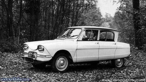 Citroen Ami/سیتروئن امی خودرویی است که بین سالهای ۱۹۶۱ تا ۱۹۷۸ در فرانسه تولید شده است.