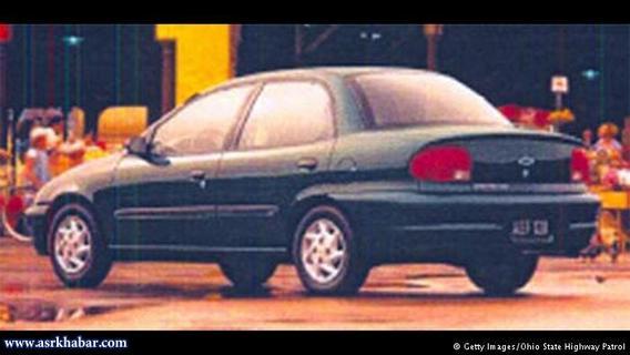 Geo Metro/این خودرو محصول مشترک سوزوکی و شرکت جنرال موتورز بود که بین سالهای ۱۹۸۹ تا ۲۰۰۱ تولید شده است.