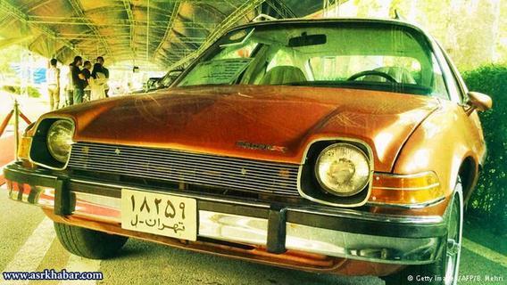 AMC Pacer/این خودروی دو درب آمریکایی بین سالهای ۱۹۷۵ تا ۱۹۸۰ تولید شده است.